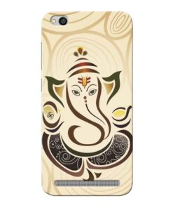Lord Ganesha Xiaomi Redmi 5A Mobile Cover