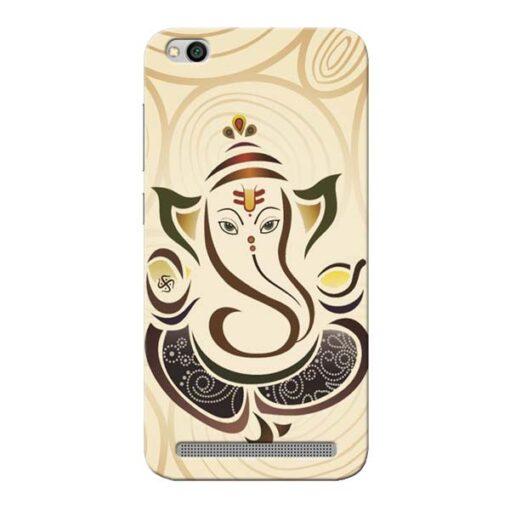 Lord Ganesha Xiaomi Redmi 5A Mobile Cover