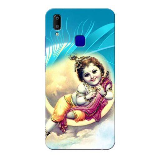 Lord Krishna Vivo Y91 Mobile Cover