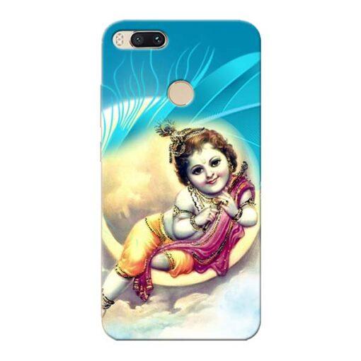 Lord Krishna Xiaomi Mi A1 Mobile Cover