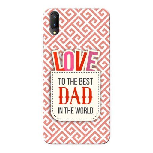 Love Dad Vivo V11 Pro Mobile Cover