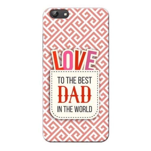 Love Dad Vivo Y69 Mobile Cover