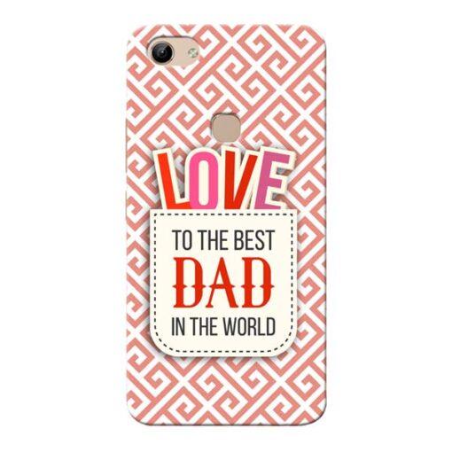 Love Dad Vivo Y81 Mobile Cover