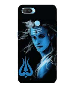 Mahadev Oppo Realme 2 Pro Mobile Cover