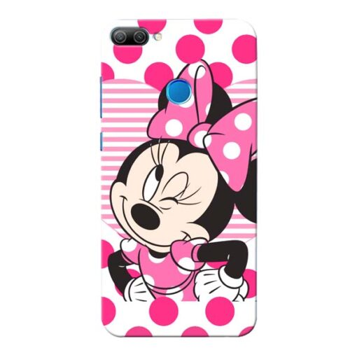 Minnie Mouse Honor 9N Mobile Cover