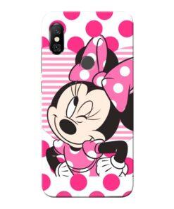 Minnie Mouse Redmi Note 6 Pro Mobile Cover