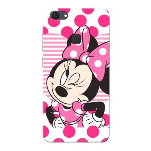 Minnie Mouse Vivo V7 Plus Mobile Cover
