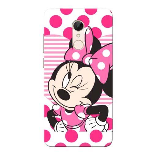 Minnie Mouse Xiaomi Redmi 5 Mobile Cover