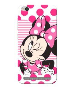 Minnie Mouse Xiaomi Redmi 5A Mobile Cover