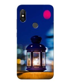 Mood Lantern Redmi Note 6 Pro Mobile Cover