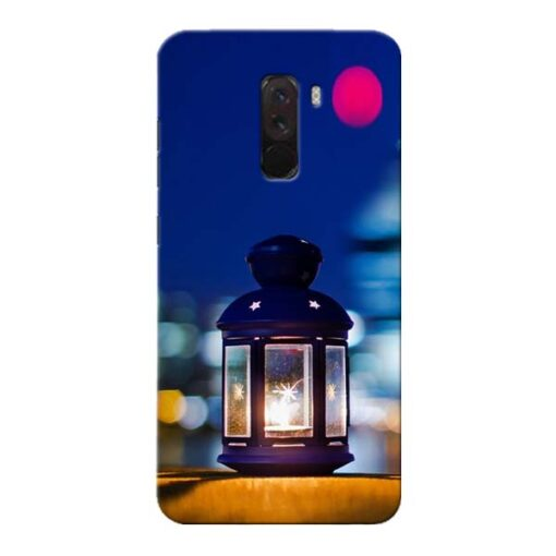 Mood Lantern Xiaomi Poco F1 Mobile Cover