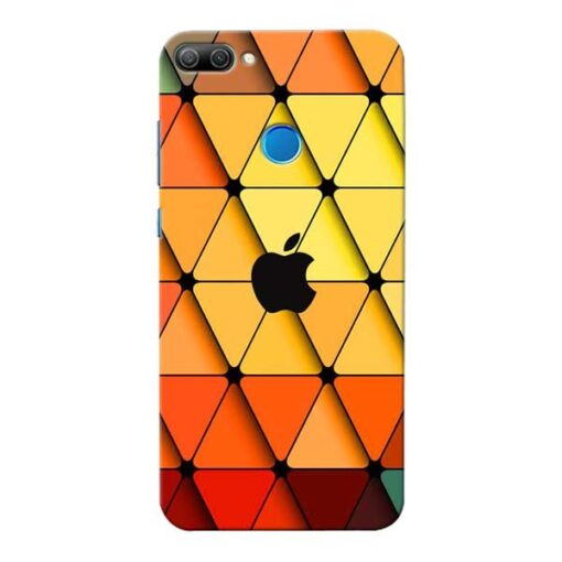 Neon Apple Honor 9N Mobile Cover