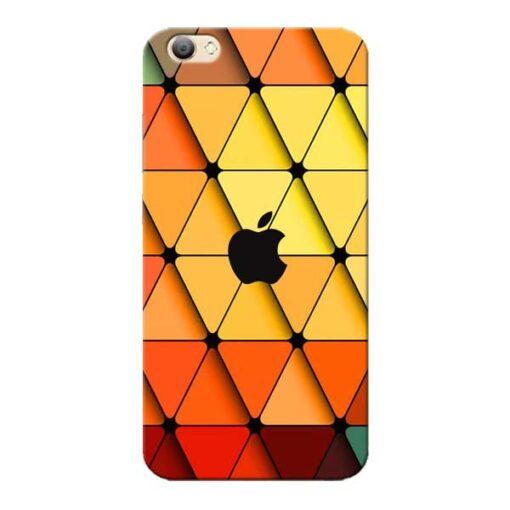 Neon Apple Vivo V5s Mobile Cover