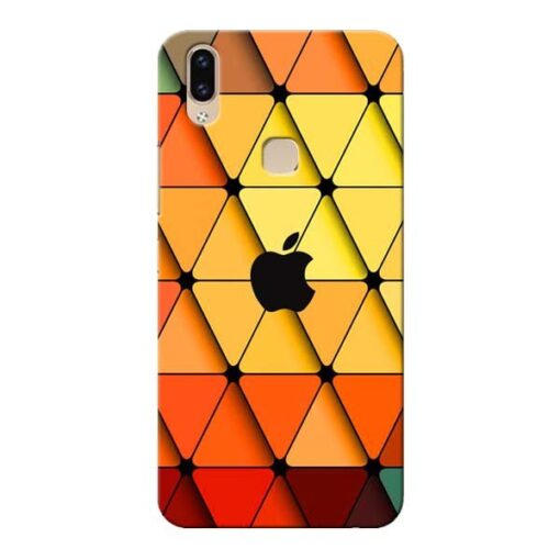 Neon Apple Vivo V9 Mobile Cover