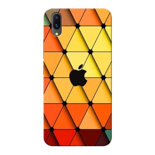 Neon Apple Vivo X21 Mobile Cover
