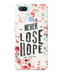 Never Lose Oppo Realme 2 Pro Mobile Cover