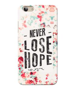 Never Lose Vivo Y53i Mobile Cover