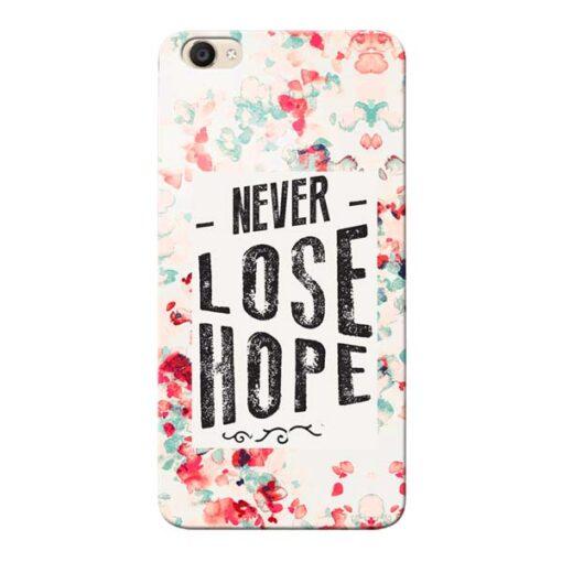 Never Lose Vivo Y55s Mobile Cover