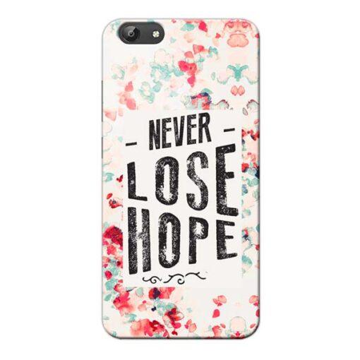 Never Lose Vivo Y66 Mobile Cover