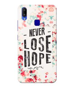 Never Lose Vivo Y95 Mobile Cover