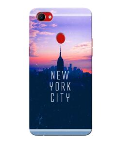New York City Oppo F7 Mobile Covers