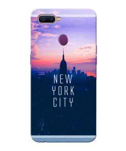 New York City Oppo F9 Pro Mobile Cover