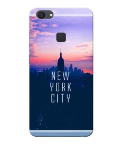 New York City Vivo V7 Plus Mobile Cover