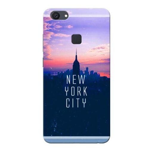 New York City Vivo V7 Plus Mobile Cover