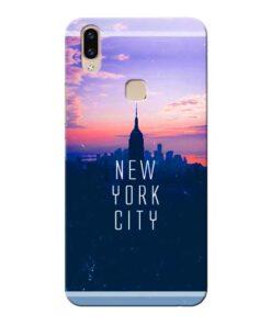 New York City Vivo V9 Mobile Cover