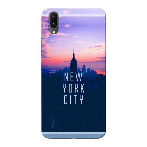 New York City Vivo X21 Mobile Cover
