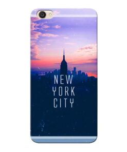 New York City Vivo Y55s Mobile Cover