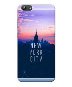 New York City Vivo Y66 Mobile Cover