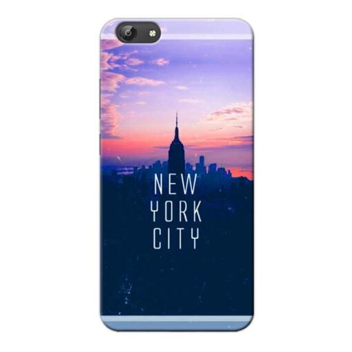 New York City Vivo Y69 Mobile Cover
