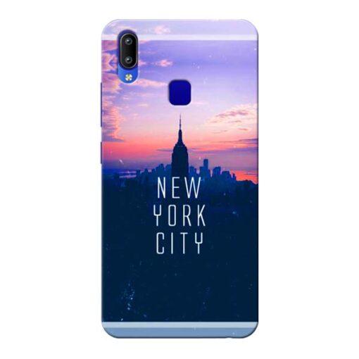 New York City Vivo Y95 Mobile Cover