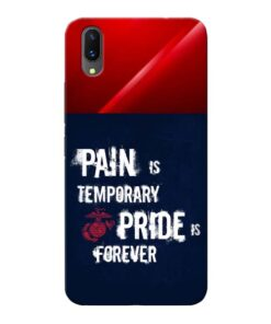 Pain Is Vivo X21 Mobile Cover
