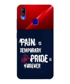 Pain Is Vivo Y95 Mobile Cover