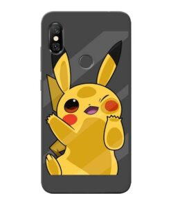 Pikachu Redmi Note 6 Pro Mobile Cover
