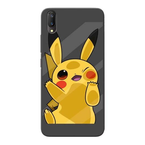 Pikachu Vivo V11 Pro Mobile Cover