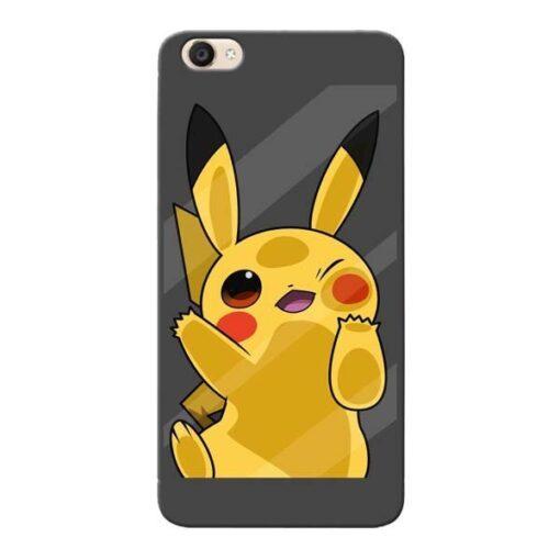 Pikachu Vivo Y55s Mobile Cover