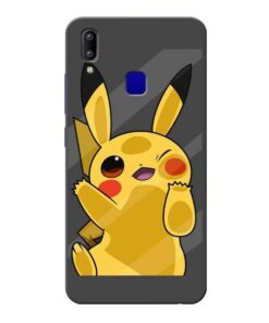 Pikachu Vivo Y91 Mobile Cover