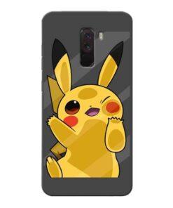 Pikachu Xiaomi Poco F1 Mobile Cover