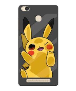 Pikachu Xiaomi Redmi 3s Prime Mobile Cover