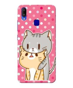 Pretty Cat Vivo Y95 Mobile Cover
