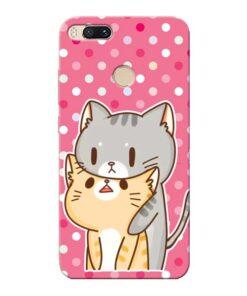 Pretty Cat Xiaomi Mi A1 Mobile Cover