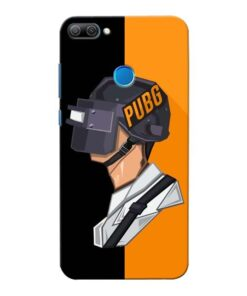 Pubg Cartoon Honor 9N Mobile Cover