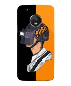 Pubg Cartoon Moto G5 Plus Mobile Cover
