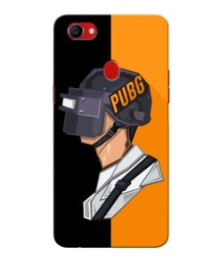 Pubg Cartoon Oppo F7 Mobile Covers