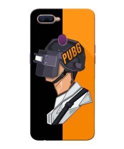 Pubg Cartoon Oppo F9 Pro Mobile Cover