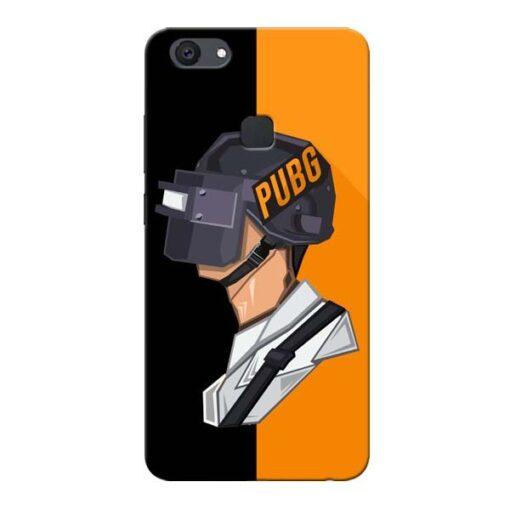 Pubg Cartoon Vivo V7 Plus Mobile Cover