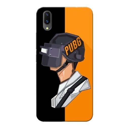 Pubg Cartoon Vivo X21 Mobile Cover